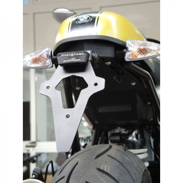 AC Schnitzer registration plate holder/rear light combination for BMW RnineT / Scrambler / Urban G/S