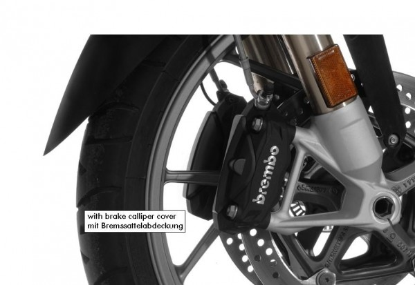 Touratech Brake caliper cover (set) front for BMW R1200GS/A R/RS/RT/RnineT LC/S1000XR/F800R