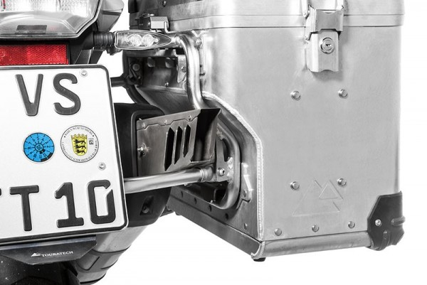Touratech Exhaust extension for ZEGA Pro2 and ZEGA Evo special system BMW R1250GS/A R1200GS/A (LC)