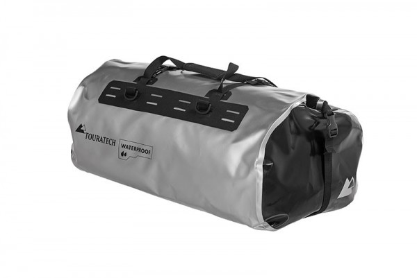 Dry bag Rack-Pack, size XL, 89 litres, silver/black, by Touratech Waterproof