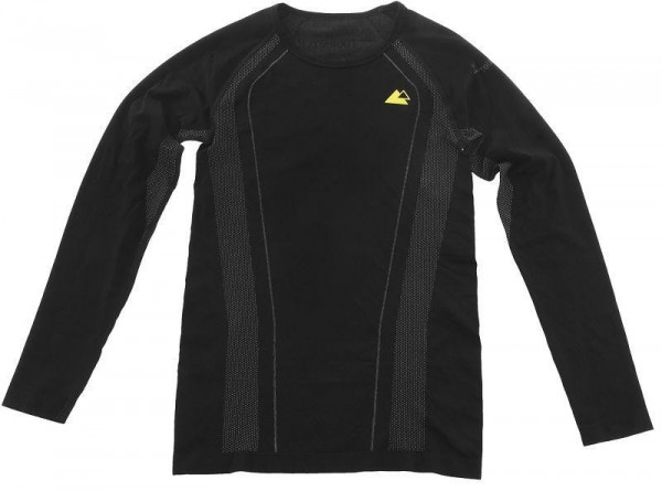 Touratech Allroad Long Sleeved Base layer Shirt Mens BLACK