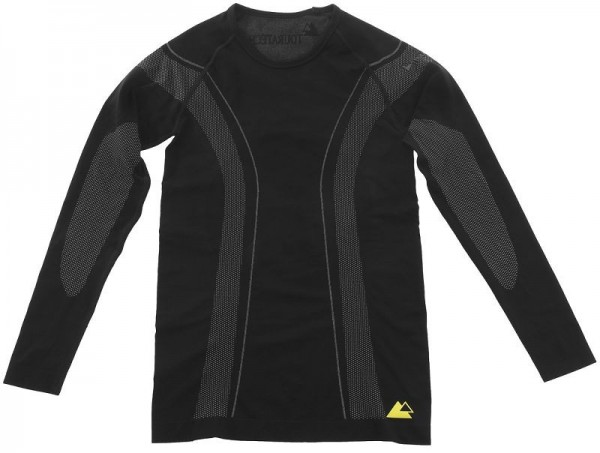 Touratech Allroad Long Sleeved Base layer Shirt Ladies BLACK