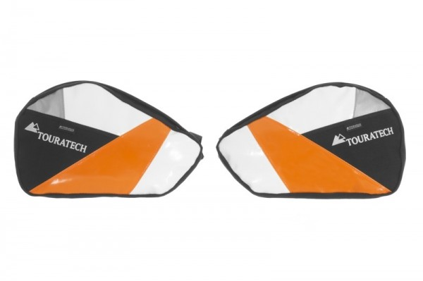 Touratech Bags (1 pair) crash bar extension 371-5161 KTM 1050/ 1090/1190 Adventure/R Orange