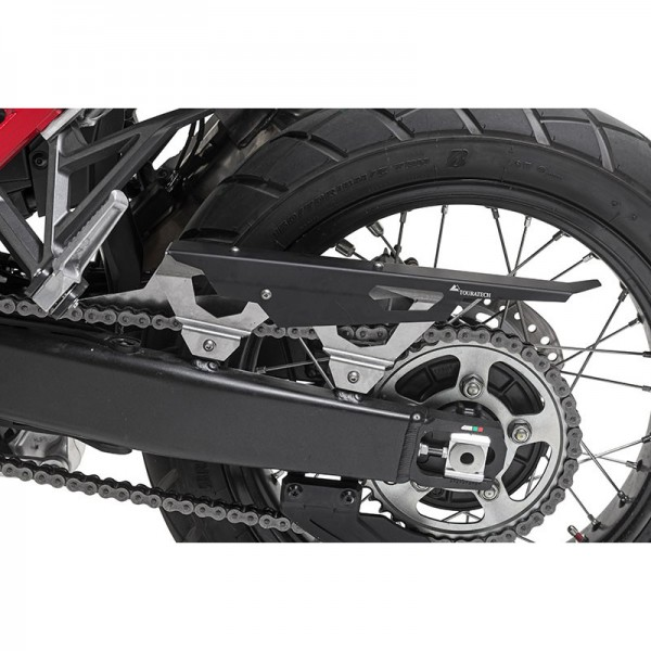 Touratech Chain guard, black, for Honda CRF1100L Africa Twin/ CRF1100L Adventure Sports
