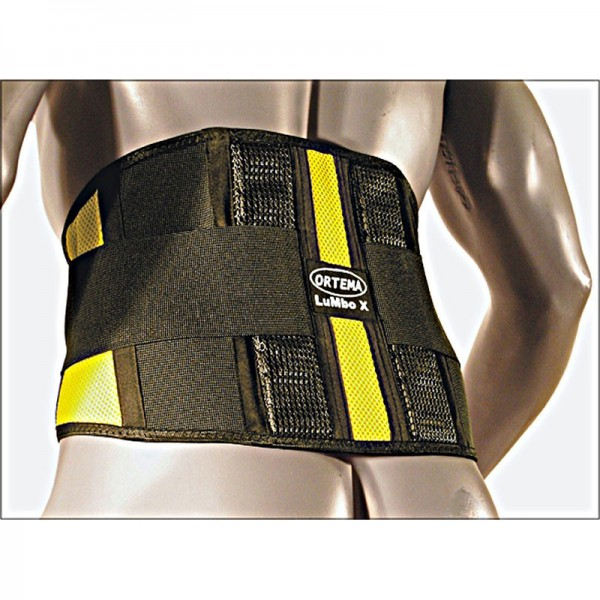 Touratech LUMBO-X Enduro lumbar belt