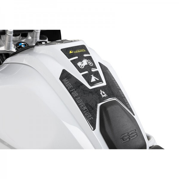 Touratech Tankpad two piece for BMW R1250GS