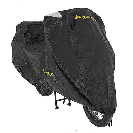 Touratech Outdoor tarpaulin cover for long-distance Enduros with cases