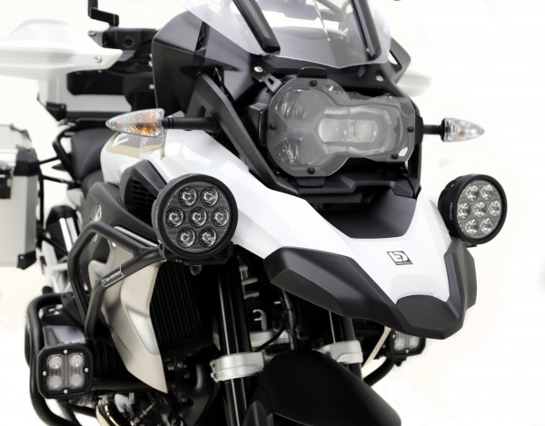 DENALI Auxiliary Light Mounting Brackets(ONLY) for BMW R1250GS  LAH.07.10401