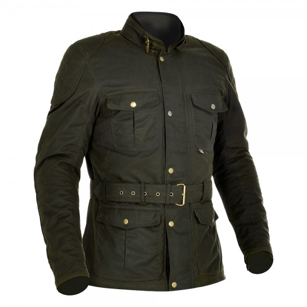 Oxford Bradwell Jacket Rifle Green