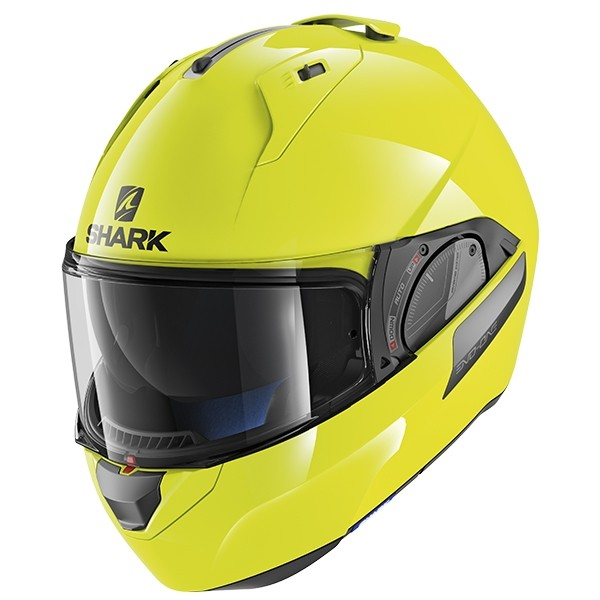 SHARK Evo One 2 Helmet - Visibility Yellow