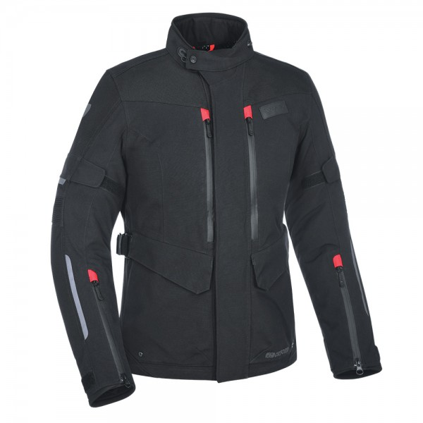 Oxford Mondial Ladies Advanced Jacket Tech Black