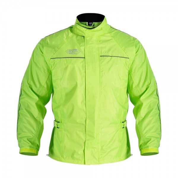 Oxford Rainseal Over Jacket - Hi-Viz
