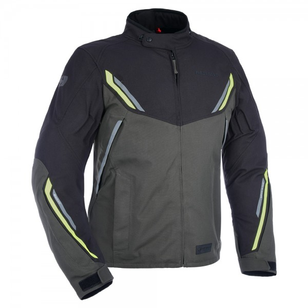 Hinterland MS Jacket Black/Grey/Fluo