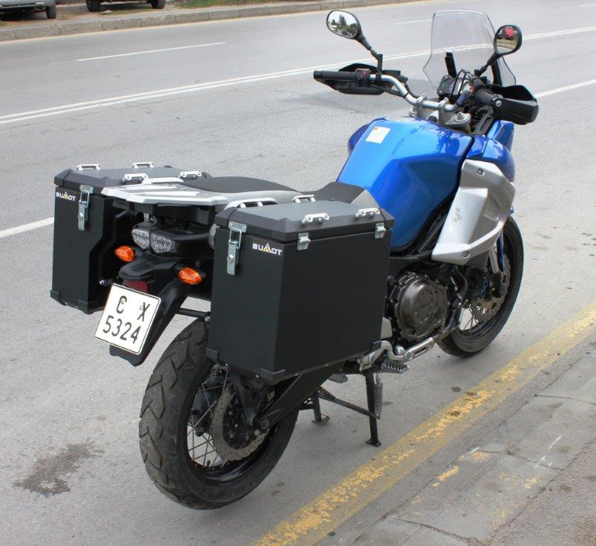 Bumot Pannier System Yamaha XTZ1200 Super Tenere