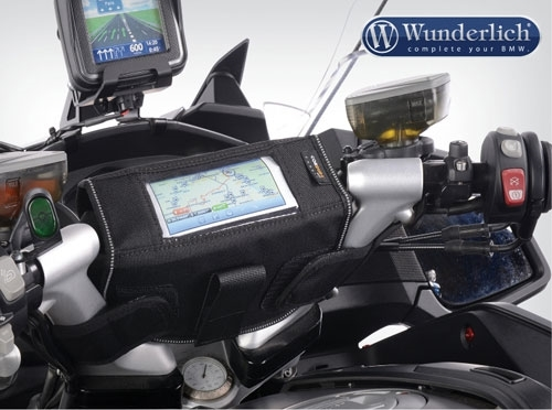 Wunderlich MEDIA Handlebar Bag R1200RT (including LC model), K1600GT/GTL