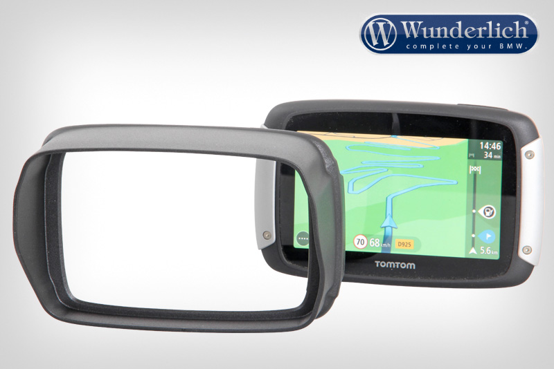 Wunderlich sun shade - TomTom 400 and 410