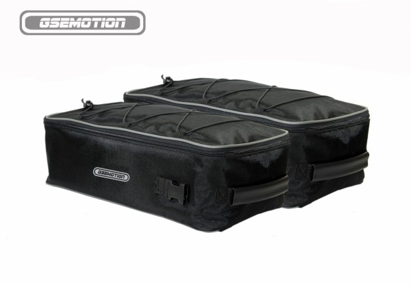 GSEmotion ~ Pannier Top Bags BMW R1200GS and F650/700/800 Vario panniers