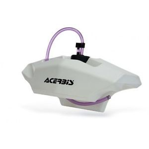Acerbis Fuel Tank Bar Mounted 2L White