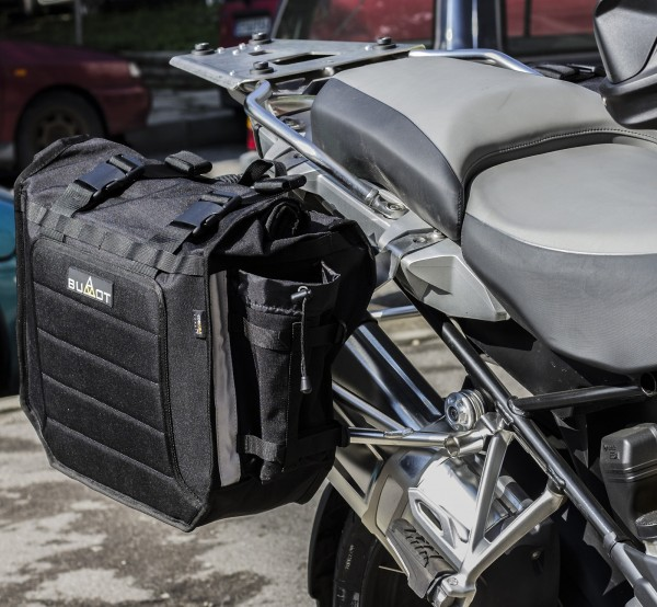 Bumot Xtremada GSA Soft Pannier System For R1200 & R1250GSA