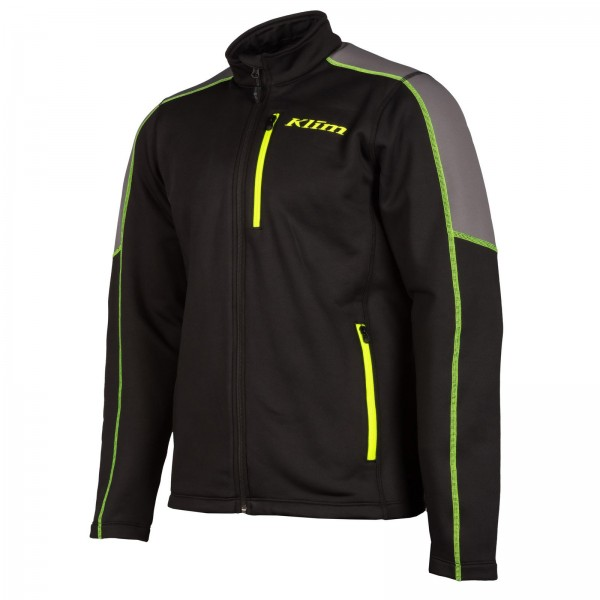 KLIM Inferno Jacket - BLACK/HI-VIS