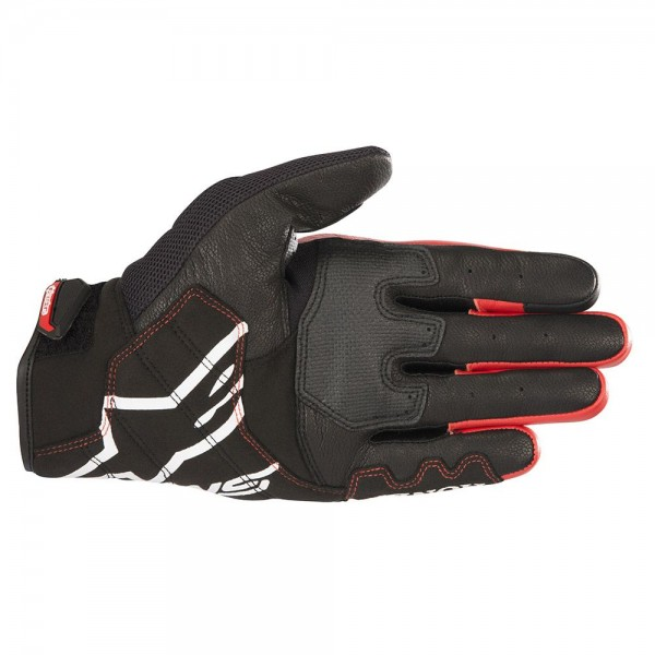 Alpinestars SMX-2 Air Carbon v2 Glove - Red