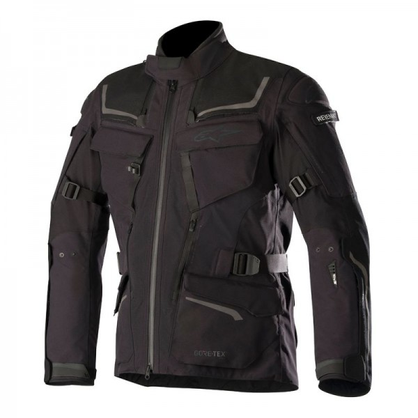 REVENANT GTX PRO JACKET COMPLETE WITH TECH-AIR® AIR BAG SYSTEM- BLACK