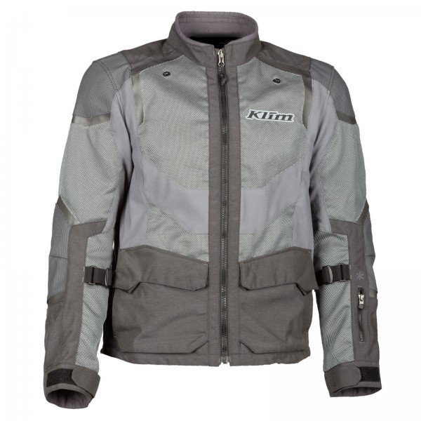 Klim Baja S4 Jacket - MONUMENT GREY