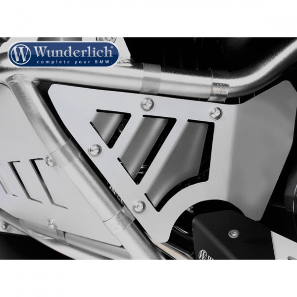 Wunderlich rock guards (pair) silver - R1200GS LC (2013 on) R1200 Adventure LC (2014 on)