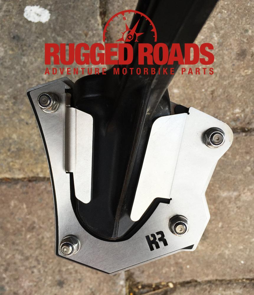 RUGGED ROADS Fat Foot Side Stand Enlarger Africa Twin
