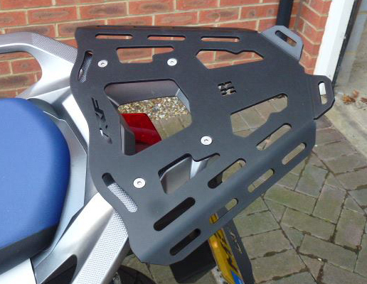 RUGGED ROADS Rear Luggage Rack Africa Twin