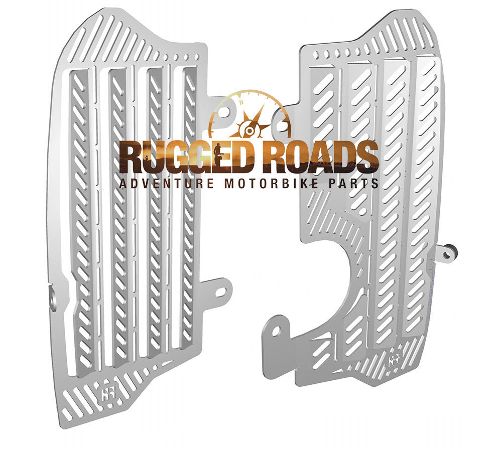 RUGGED ROADS Radiator Guard Africa Twin