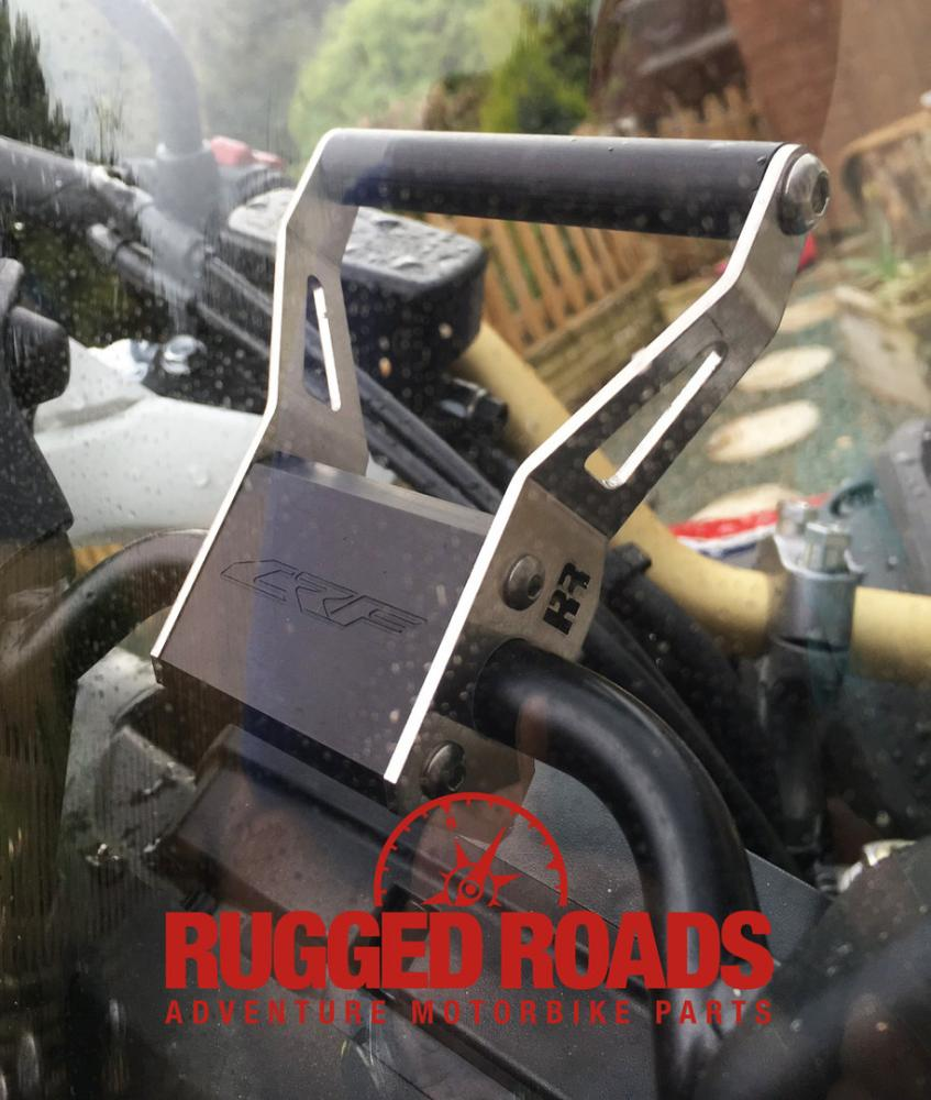 RUGGED ROADS GPS Mount 'Above the Instrument Africa Twin