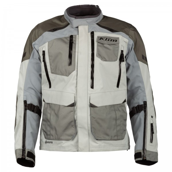 Klim 2020 Carlsbad Jacket - Cool Gray