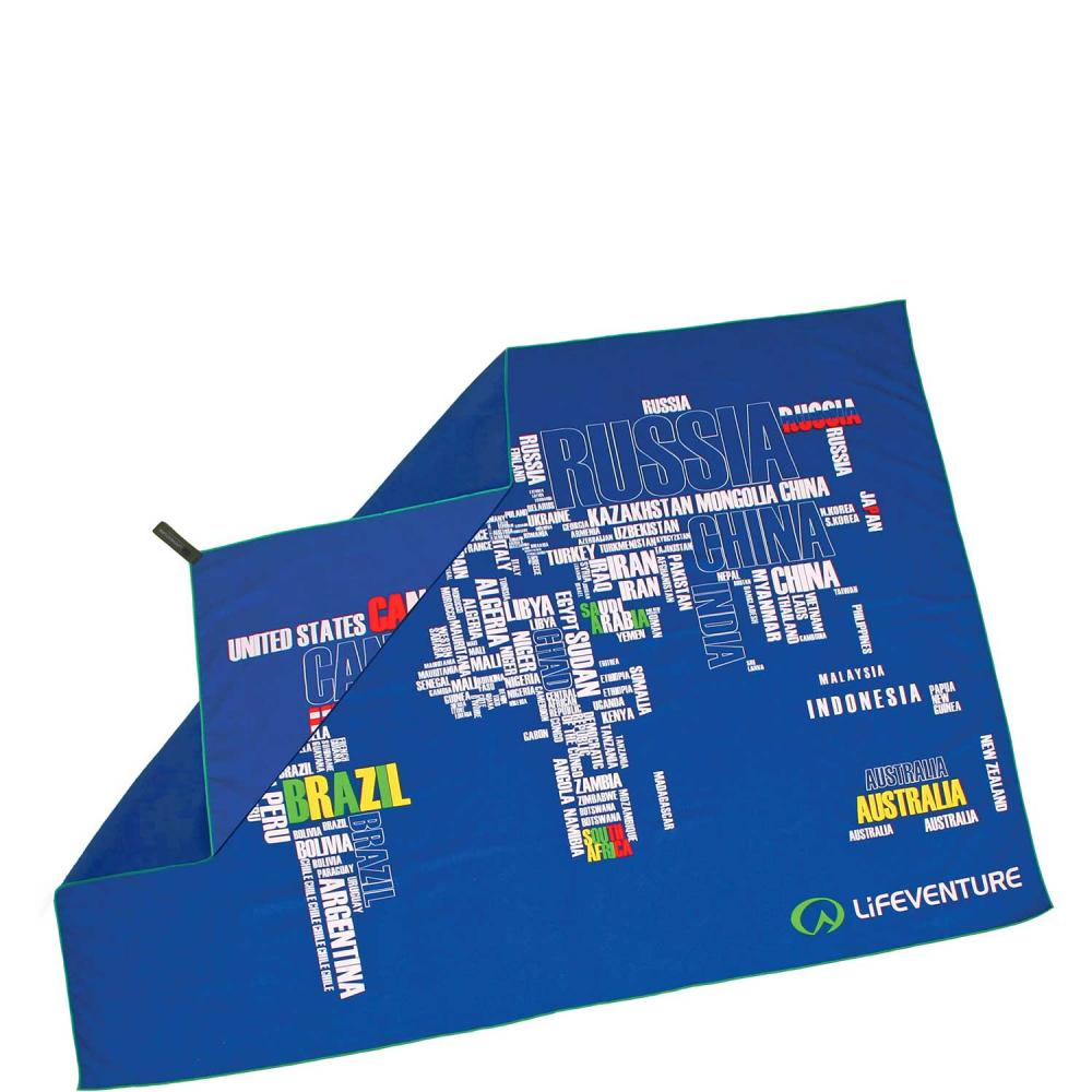 Lifeventure Printed SoftFibre Travel Towels