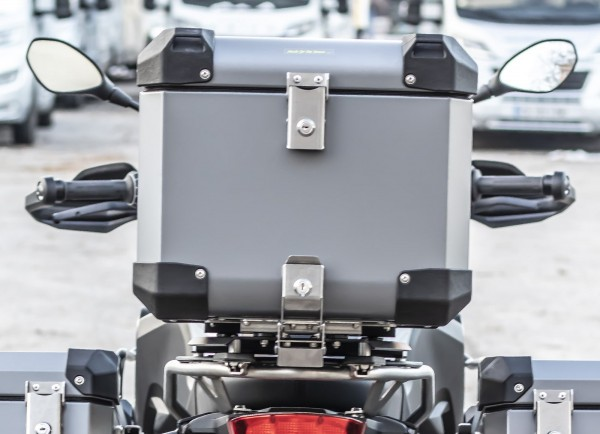 Bumot Defender EVO Top Box & Mount for BMW R1200/1250GS-LC
