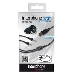 Interphone XT USB Lighter Charger & Cable