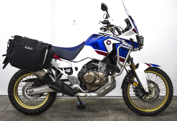 Bumot Defender Pannier System Honda CRF1000 Africa Twin 2018 on