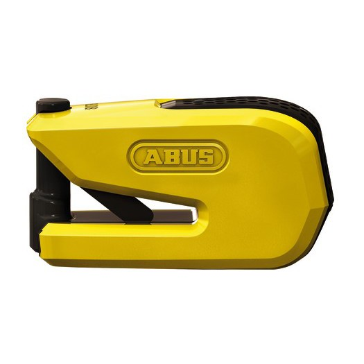 ABUS Brake disc lock 8078 Granit Detecto SmartX yellow B/SB