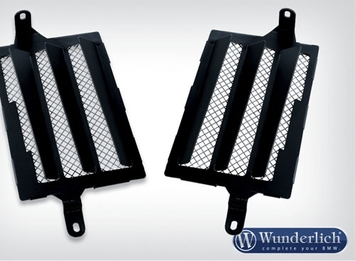 Wunderlich Xtreme Cooler Grill (Pair) - R1200GS LC 2013 on , R1200Adventure LC 2014 on