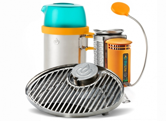 BioLite Camp Stove BUNDLE - SAVE £21