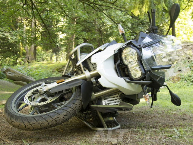 AltRider Crash Bars for the BMW R1200 GS LC (2013 on) without Bracket (see details)