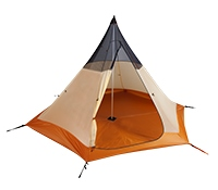 Nigor WickiUp 3 Tent with full size inner