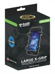 UNI X GRIP LARGE BB LG S/PHONE RAM-MC-HOL-UN10B