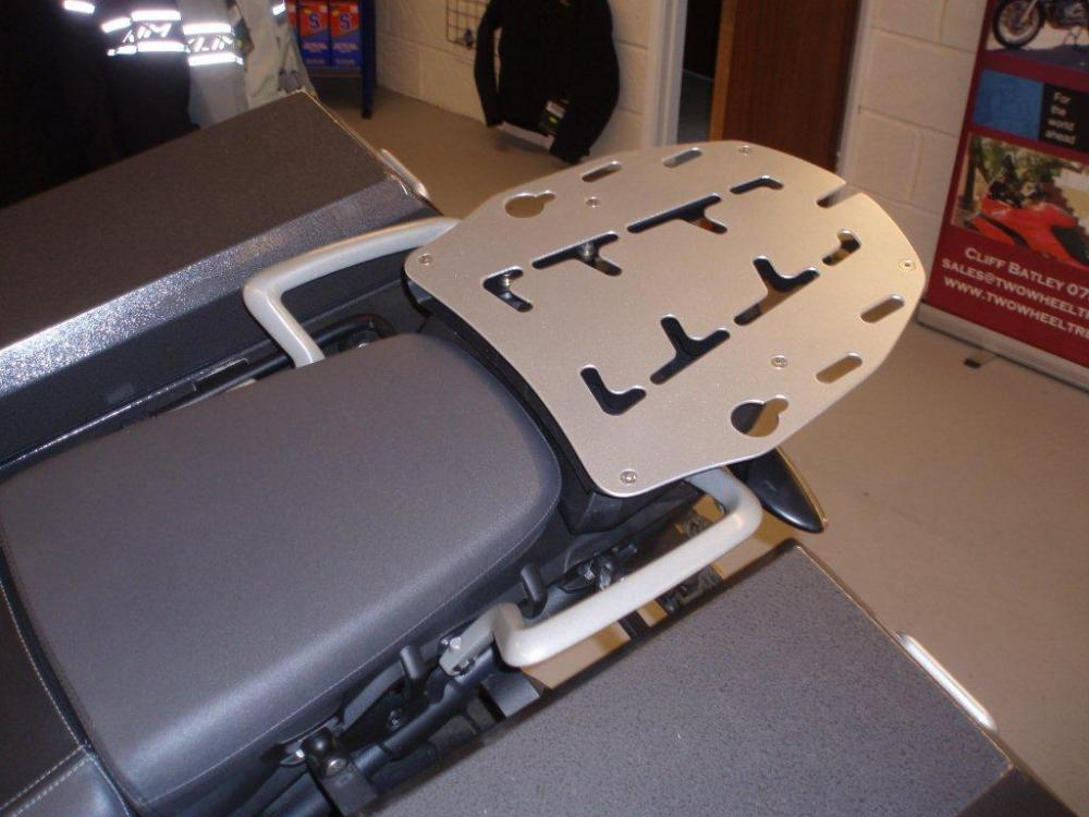 Jesse Luggage Systems Rear Plate for TRIUMPH Tiger 800 and 800 XC