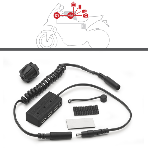 Givi S111 Tank bag 12V power Hub