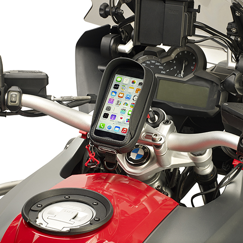 GIVI Universal Smartphone holder 71 x 139mm S956B