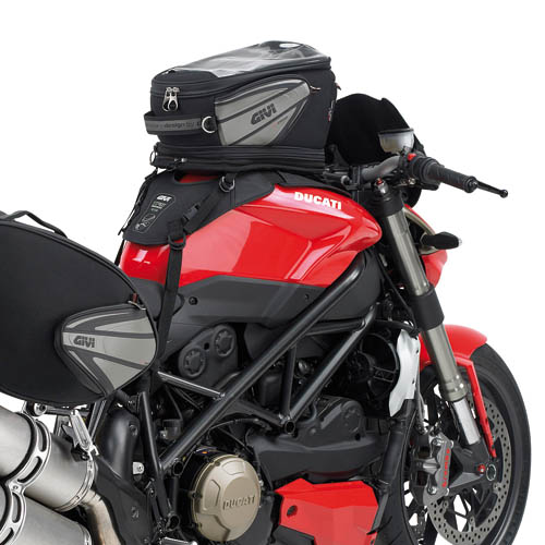 GIVI T460B Universal base for tank bags, Tank Fitting System