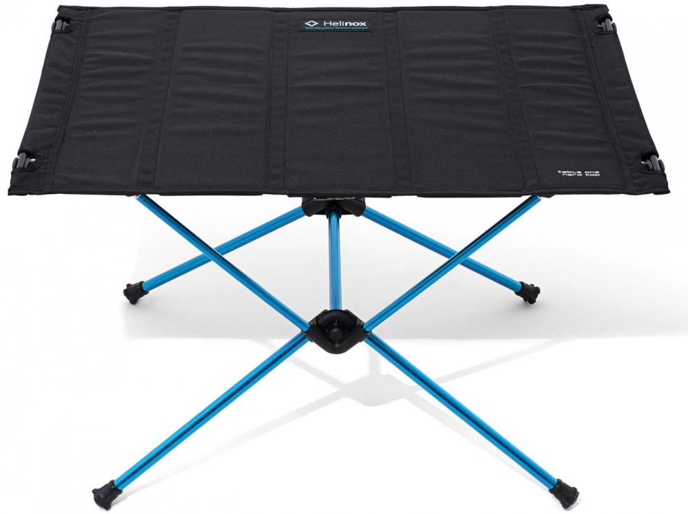 HELINOX  Table One HARD TOP - Black Blue