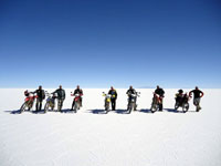 Bolivia Motorcycle Tours - The Wild Wild West - 17 Day Motorcycle Tour