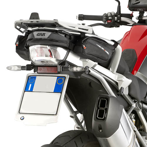 Givi XS315 Tool case pockets specifically designed for BMW R1200GS (13)